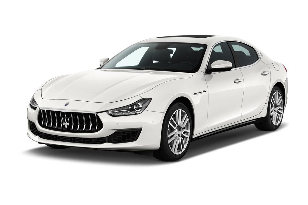 Maserati Ghibli 3.0 V6 330 PS (seit 2013)