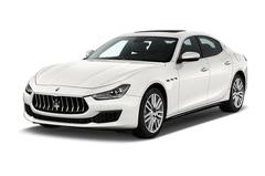 Alle Maserati Ghibli Limousine