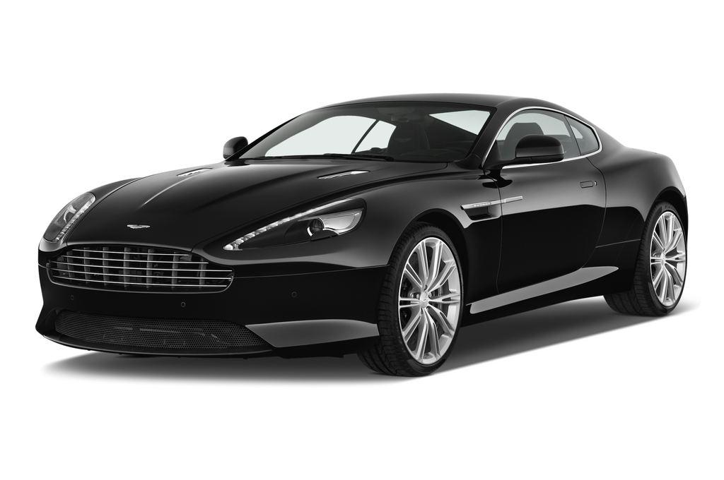 Aston Martin Virage Coupé (2011–2012)