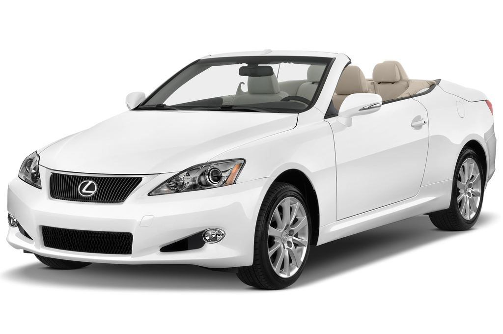 Lexus IS Cabrio (2009–2013)
