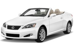 Alle Lexus IS Cabrio