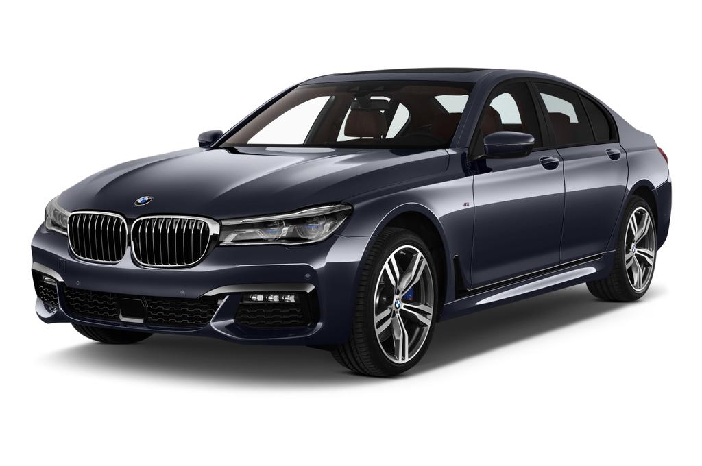 BMW 7er 750d 400 PS (seit 2015)