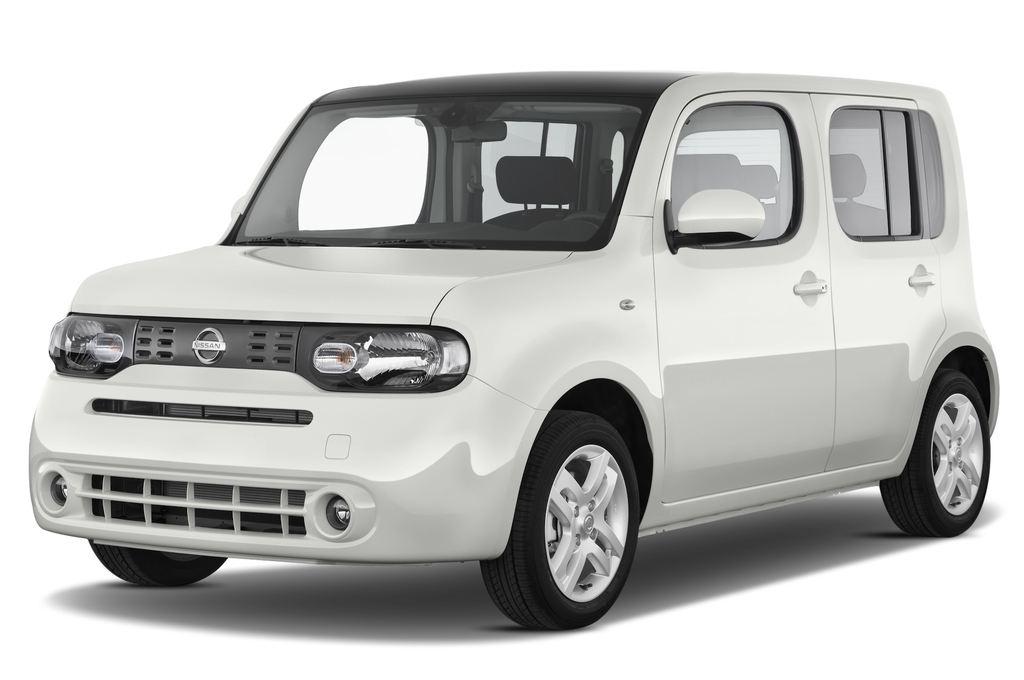 Nissan Cube Van (2008–2011)