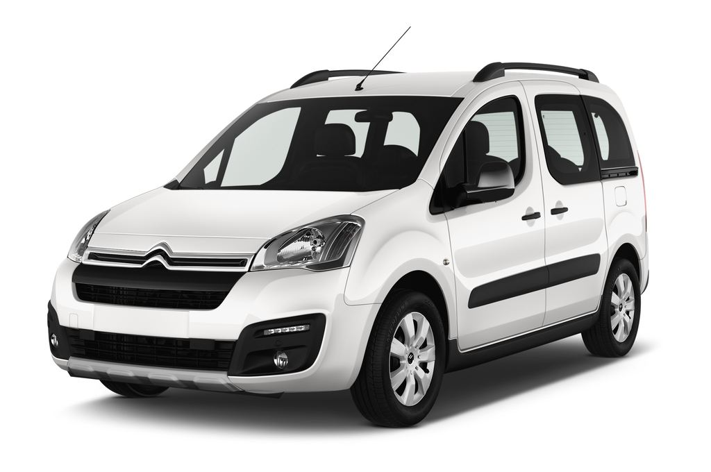 Citroen Berlingo 1.6 HDi 110 (FAP) 109 PS (2008–2018)