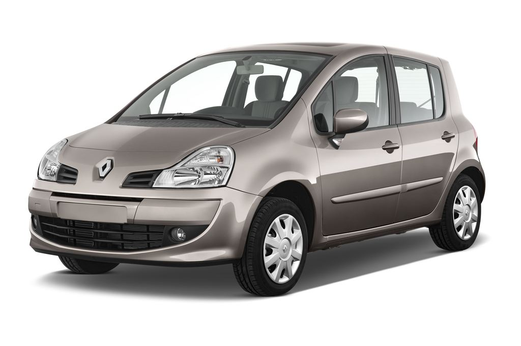 Renault Modus 1.5 dCi ESP FAP 103 PS (2004–2013)