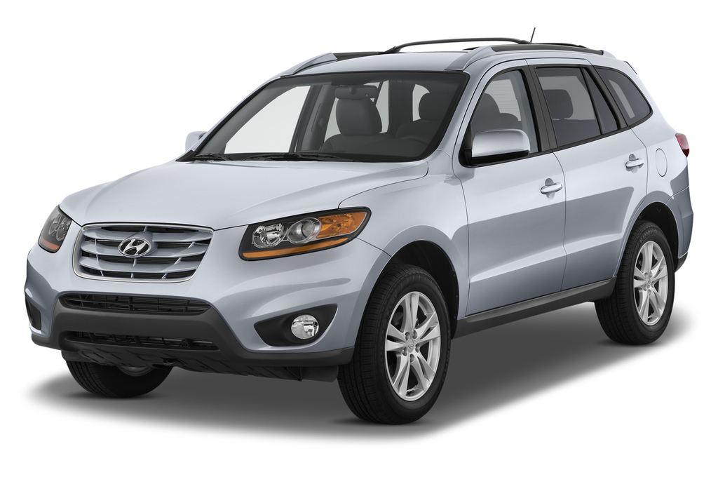 Hyundai Santa Fe 2.2 CRDi 197 PS (2006–2012)