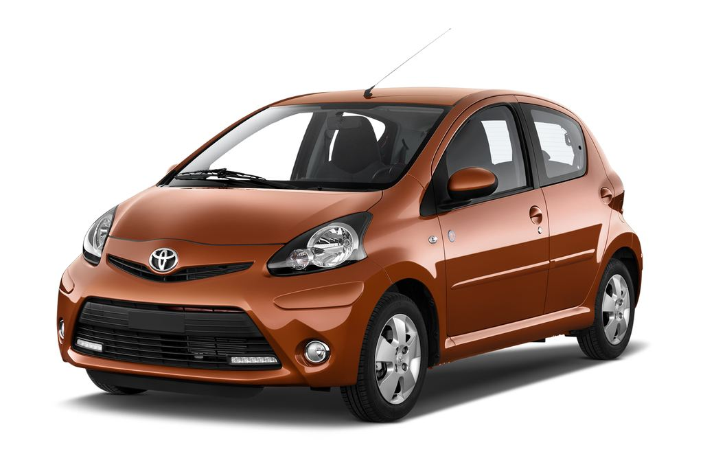 Toyota Aygo 1.0 68 PS (2005–2014)