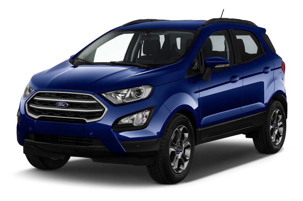 Ford ECOSPORT 1.0 EcoBoost 125 PS (seit 2013)