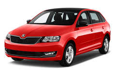 Skoda Rapid Spaceback (2013–2019)