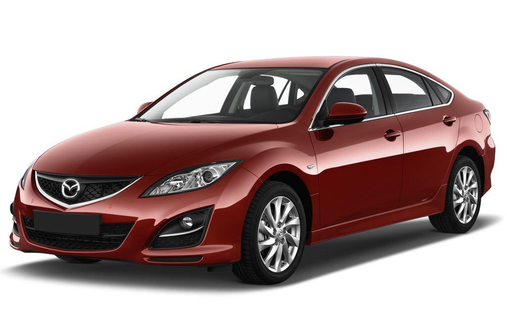 Mazda 6 2.2 MZR-CD 163 PS (2008–2012)