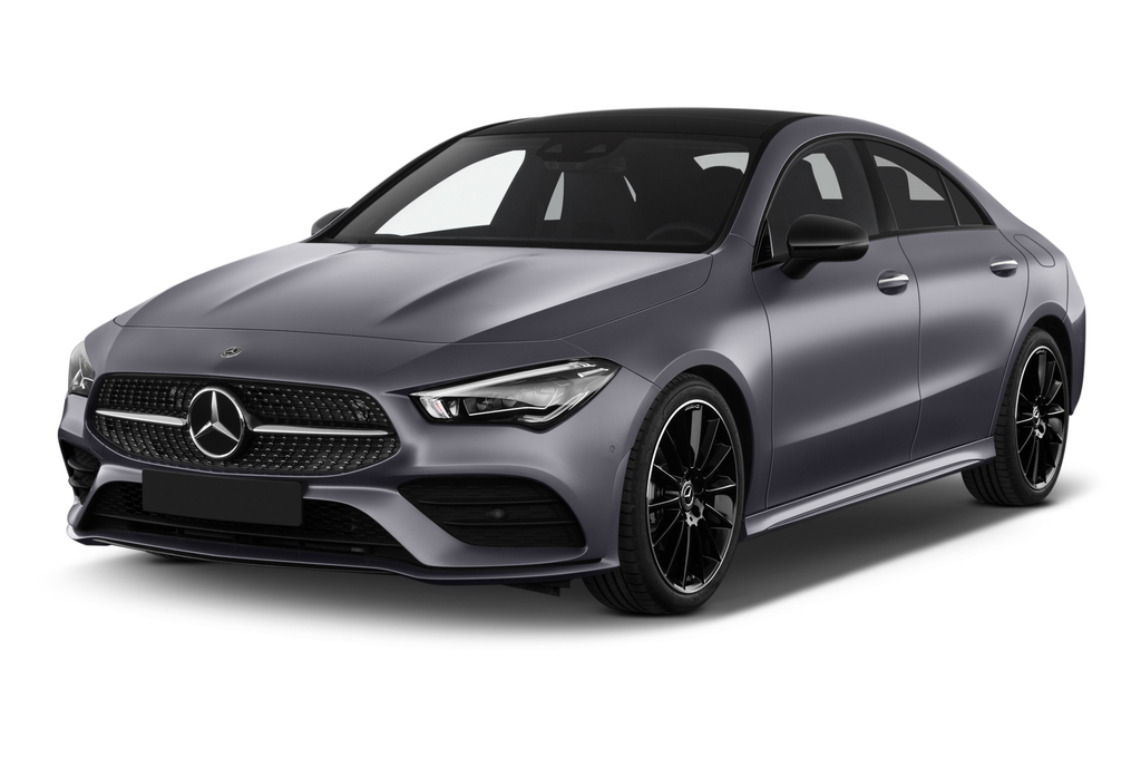 Mercedes-Benz CLA Coupé (seit 2019)