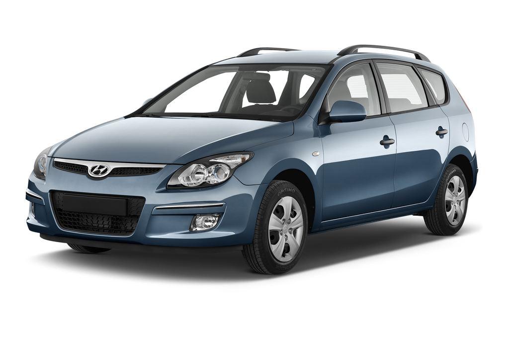 Hyundai i30 1.6 126 PS (2007–2012)