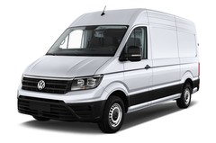 Alle VW Crafter Transporter