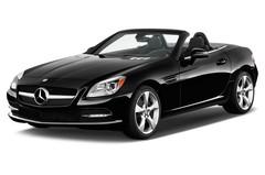 Alle Mercedes-Benz SLK Cabrio