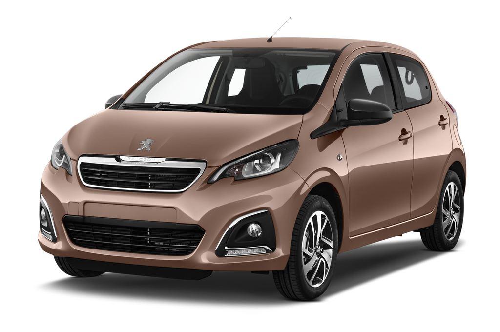 Peugeot 108 1.0 VTi 68 69 PS (seit 2014)