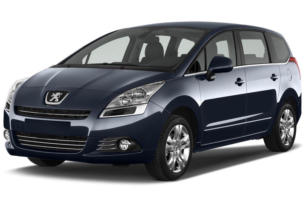 Peugeot 5008 HDi 165 163 PS (2009–2017)