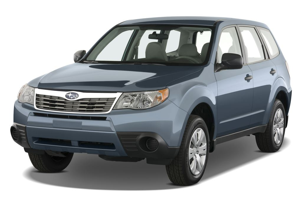 Subaru Forester 2.0D 147 PS (2008–2013)