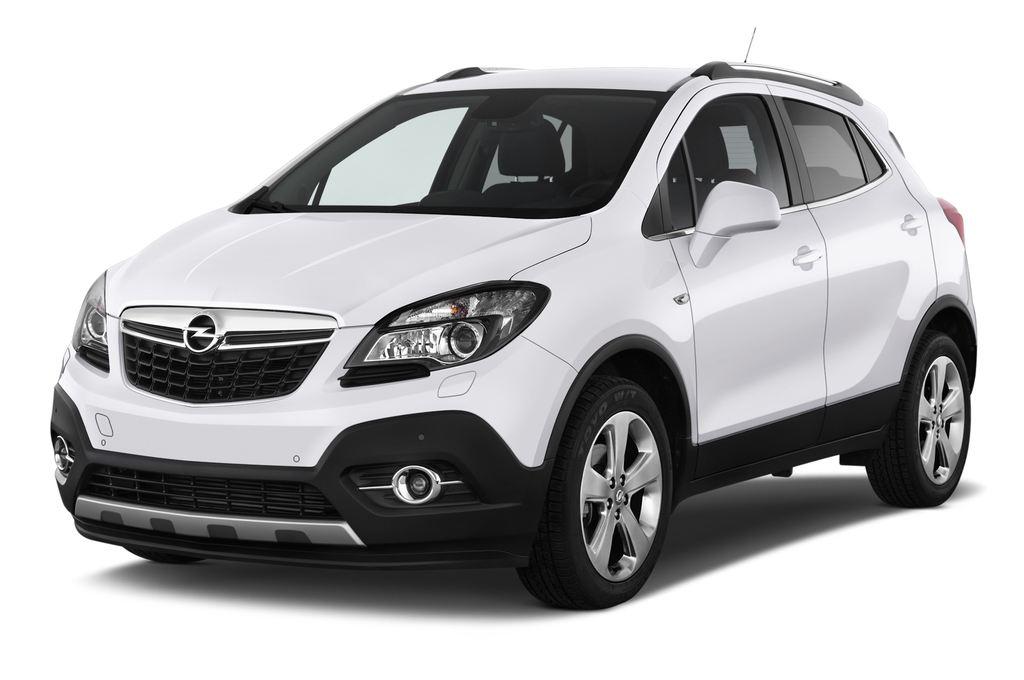 Opel Mokka X 1.4 Turbo ecoFLEX 140 PS (seit 2012)