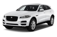 Alle Jaguar F-Pace SUV