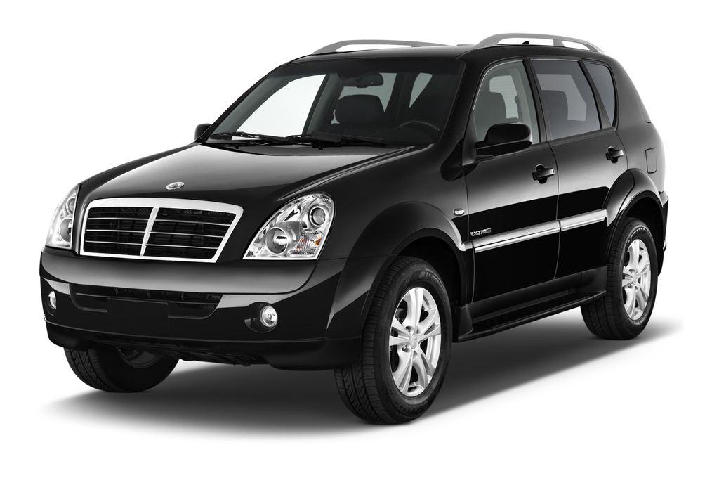 Ssangyong Rexton 270 XDI 163 PS (2001–2011)