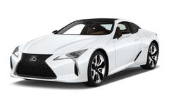 Alle Lexus LC Coupé