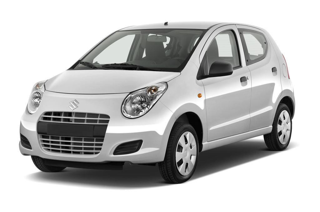 Suzuki Alto Kleinwagen (2009–2014)