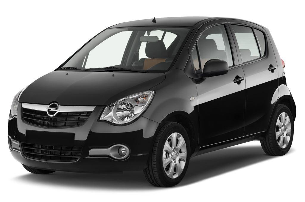Opel Agila 1.0 LPG 65 PS (2007–2014)