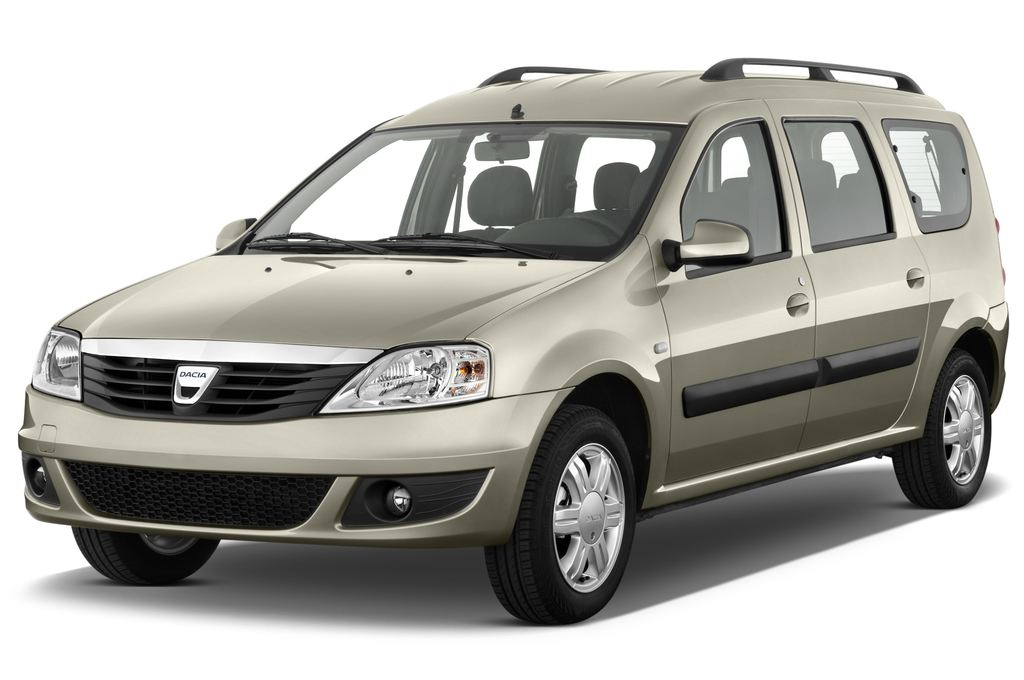 Dacia Logan 1.6 16V 105 PS (2006–2013)