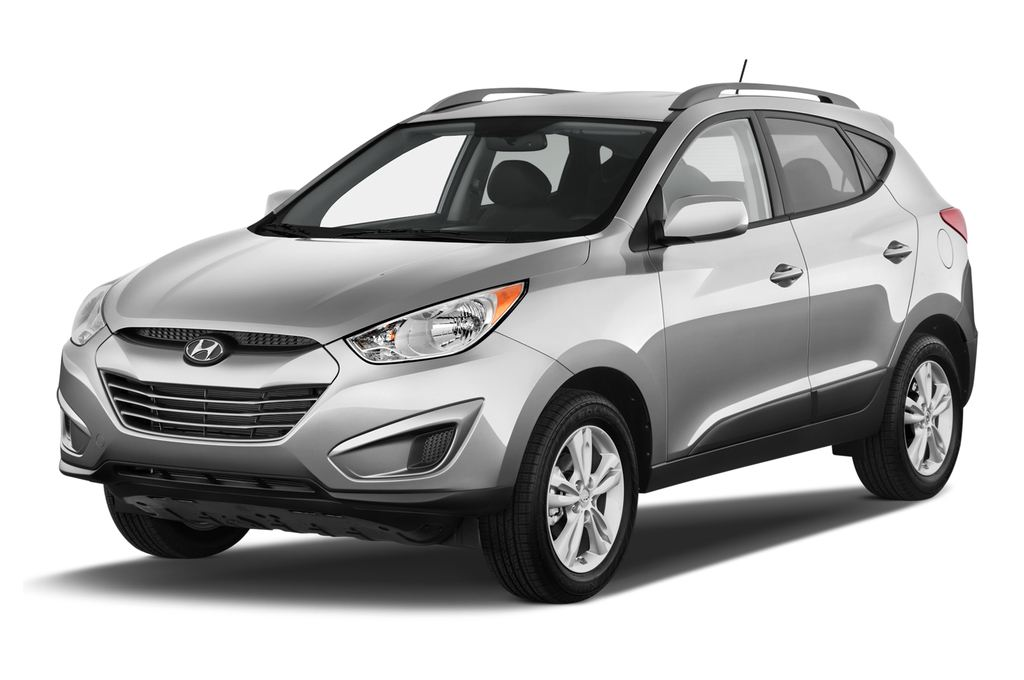 Hyundai ix35 Fuel Cell 136 PS (2010–2015)