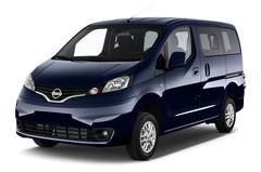 Alle Nissan NV200 Transporter