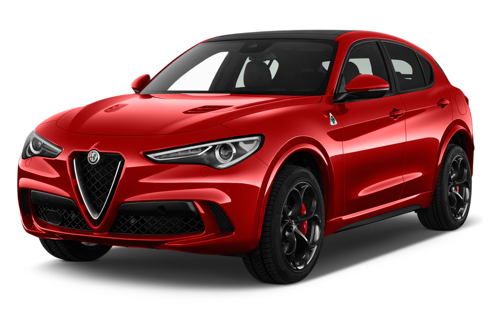 Alfa Romeo Stelvio 2.0 Turbo MultiAir 280 PS (seit 2017)
