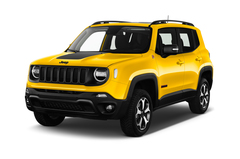 Alle Jeep Renegade SUV