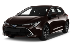 Alle Toyota Corolla Kompaktwagen