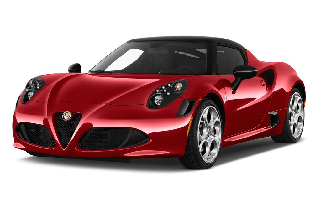 Alfa Romeo 4C Coupé (seit 2013)