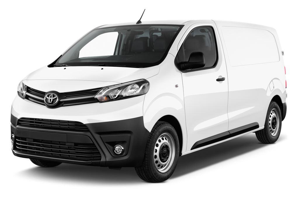 Toyota Proace 2.0 D-4D 177 PS (seit 2016)