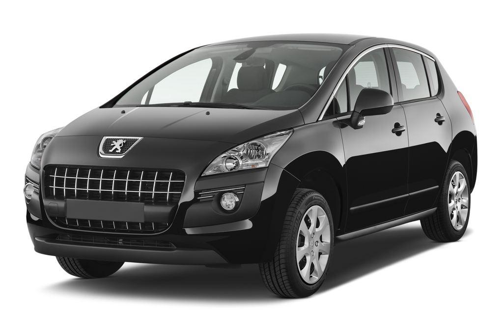 Peugeot 3008 SUV (2009–2016)