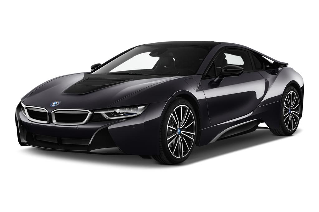 BMW i8 Coupé (seit 2013)