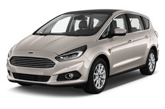 Alle Ford S-Max Van