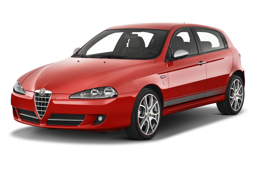 Alfa Romeo 147 3.2 GTA V6 24V 250 PS (2000–2010)