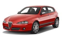 Alle Alfa Romeo 147 Kompaktwagen