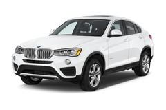 Alle BMW X4 SUV