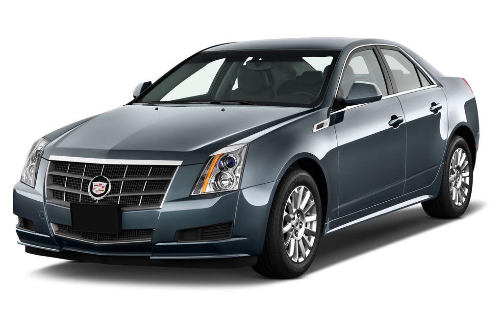 Cadillac CTS 3.6 V6 311 PS (2007–2013)