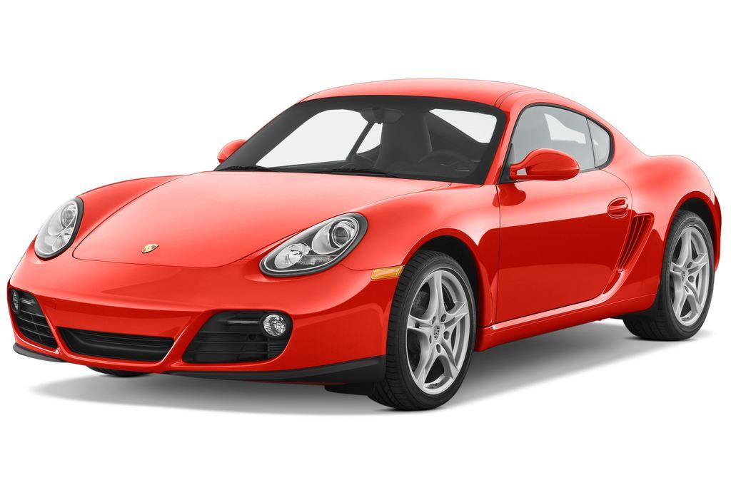 Porsche Cayman Cayman 245 PS (2005–2013)