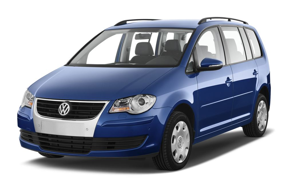 VW Touran 2.0 TDI 140 PS (2003–2015)
