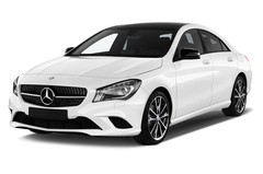 Alle Mercedes-Benz CLA Coupé