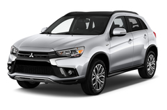 Alle Mitsubishi ASX SUV