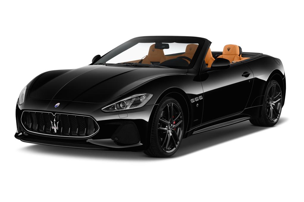 Maserati GranCabrio Cabrio (seit 2010)