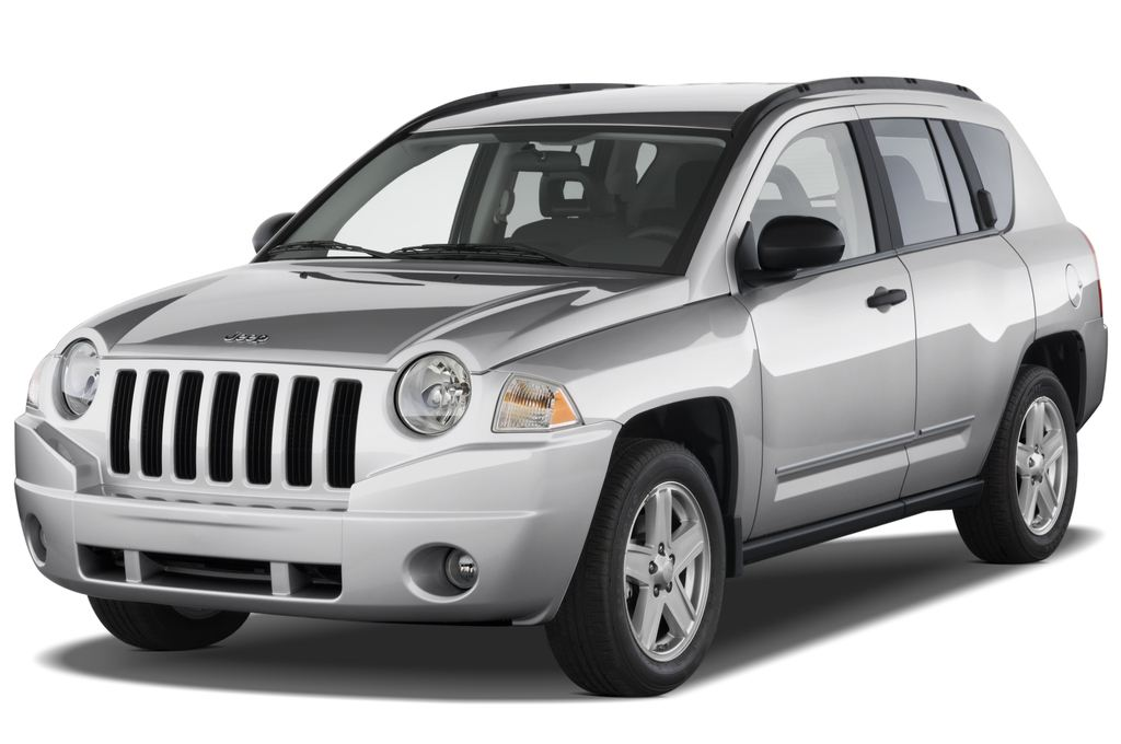 Jeep Compass 2.4 170 PS (2007–2010)