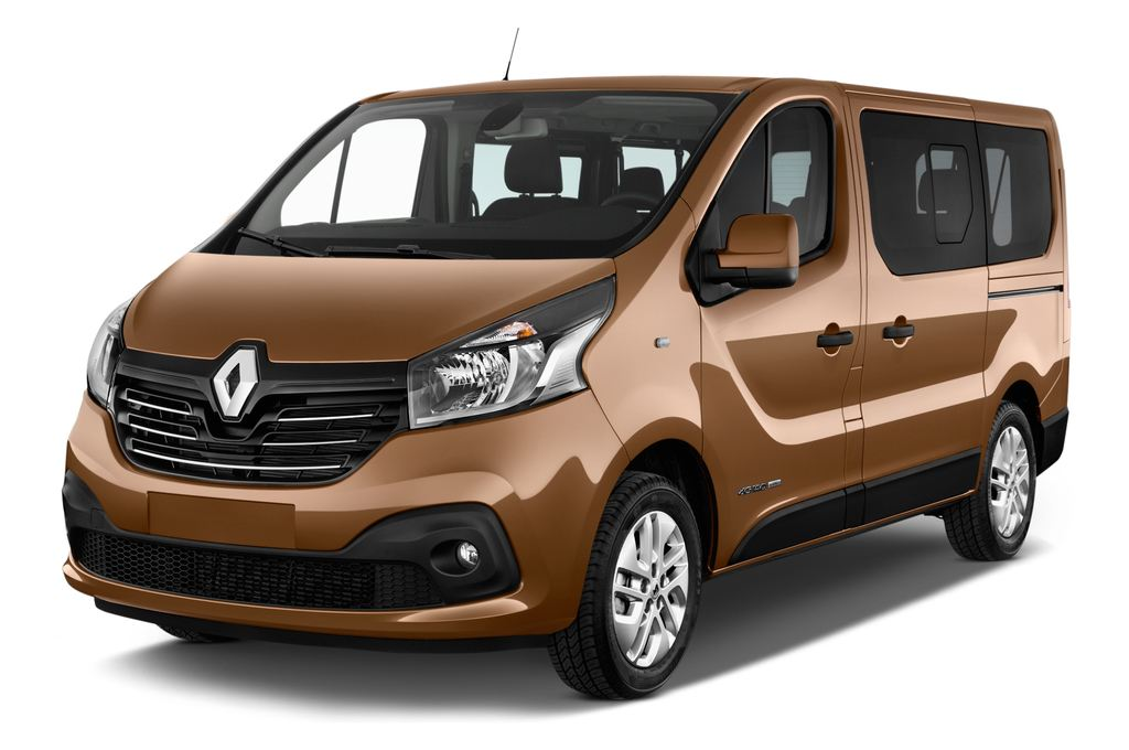 Renault Trafic dCi 145  146 PS (seit 2014)