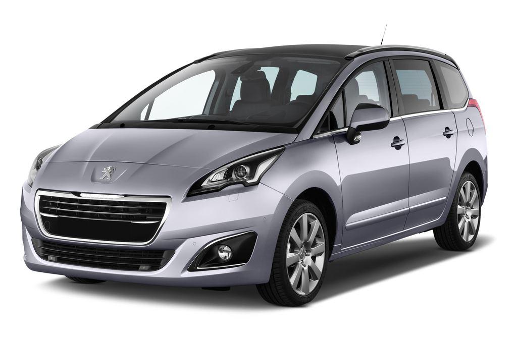 Peugeot 5008 120 VTi 120 PS (2009–2017)